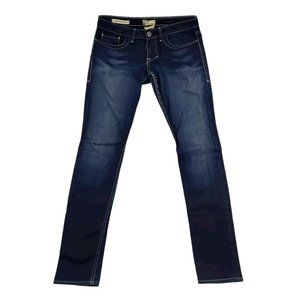 William Rast Jeans Women's 28 Blue Jerri Skinny